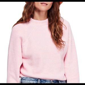 NWT Free People Too Good sweater